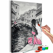Malen nach Zahlen Erwachsene Wandbild Malset mit Pinsel Malvorlagen n-A-0221-d-a