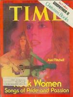 Time Magazine Joni Mitchell Linda Ronstadt Maria Muldaur Godfather II 1974