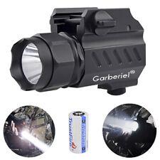G2 LED Tactical stund Gun Flashlight 2Mode 8000LM Pistol Torch Light for Hunting