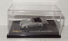 Ricko Mercedes-Benz 190 SL Silber 1:87 in PC + OVP