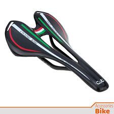 Carbon Fiber - Comfortable Lightweight Mountain / Road Bike Seat Saddle 116g