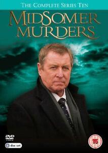 Midsomer Murders Series 10 DVD NEW dvd (AV9940)