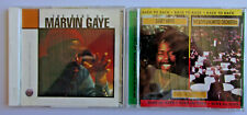 """MARVIN GAY / BARRY WHITE / LOVE UNLIMITED - Best Hits - Lot Of 2 CDs """" Motown RB"""