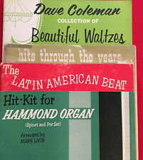The Latin American Beat for Hammond Organ and Three Others for Hammond Organ