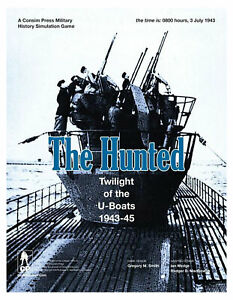 The Hunted Board Game SEALED UNOPENED FREE SHIPPING