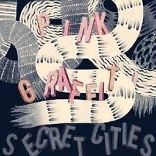 Secret Cities-Pink GRAFFITI CD NUOVO