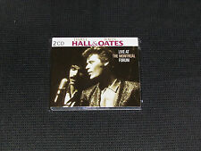 Hall & Oates (Live at The Montreal Forum 1983) 2009 Immortal 2CD VHTF OOP