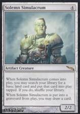 Solemn Simulacrum (Rare) Very Fine Normal English - Magic the Gathering