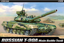 1/35 Russian T-90A Main Battle Tank #13418 ACADEMY HOBBY MODEL KITS