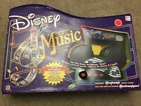 Disney The Wonderful World of Music Electronic Board game 100+ songs family game