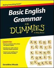Basic English Grammar For Dummies - US (For Dummies (Language & Literature)), Wo