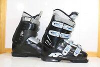 Nordica Easy Move W Ski Boots 25.0 Mondo , (Black/Blue) - Lot EW