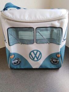 VW / Volkswagen Campervan Blue 30L Insulated Coolbag - New