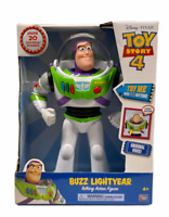 Disney-Pixar New 12'' Toy Story Buzz Lightyear Talking Action Figure Posable!