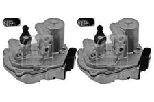 2x Swirl Flap Actuator Motor for VW TOUAREG 3.0 04-10 TDI BKS Diesel Febi