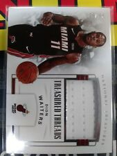 2017-18 National Treasures Basketball Dion Waiters Jersey 36/99. CM7