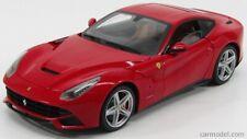 1/18 Mattel - Hot Wheels-Elite - 2012 FERRARI F12 BERLINETTA - X5474 - NEW