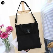 Women's Casual Shoulder Canvas Bag Eco Shopping Handbags Tote BA#01
