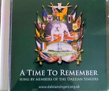 A TIME TO REMEMBER SUNG BY MEMBERS OF THE DALEIAN SINGERS 2 CD MALE VOICE CHOIR