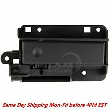 Upper Glove Box Compartment Latch Handle Black For 2008-2013 Silverado, Sierra