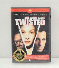 Ashley Judd Twisted DVD Movie