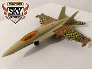 Matchbox Sky Busters Boeing F/A-18E Super Hornet
