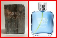 ORIFLAME (Sweden) Friends World For Him Eau de Toilette 75ml / 2.5 fl oz NIB
