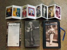The Complete Hank Williams -10 CD Box Set - Precedes Mothers Best Collection