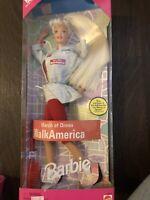 Mattel 18506 March of Dimes WalkAmerica Barbie Doll [1997] NIB