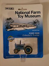 Ford 5000 1999 National Farm Toy Museum By Ertl 1/64th Scale >