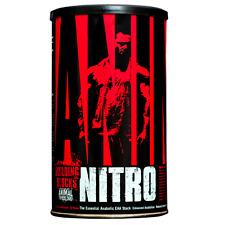 Universal Nutrition Animal Nitro 44 Packs EssentialM Muscle Volumizing Stak.....