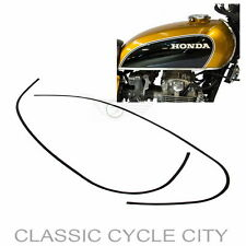 Honda CB 500 Four K0 K1 Tankdekor Zierstreifen Dekor Fuel Tank Decals Decor