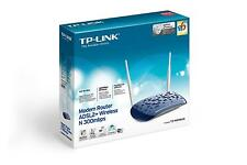 TP-LINK TD-W8960N IT  V5 Router Modem ADSL2+ Wireless 300Mbps IPv6 e IPv4, 4LAN
