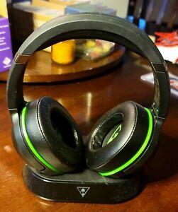 Turtle Beach Ear Force Elite 800X Wireless DTS 7.1 Channel Gaming Headset
