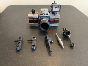 Transformers Microx - Pre-Reflector - Transformer - No Box