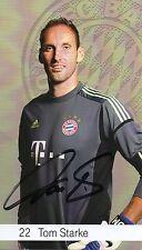 Tom Starke (Bayern München) - 2012/2013 - original - DFB