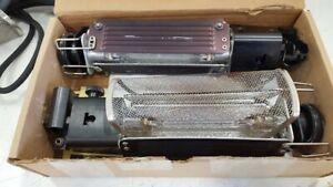 2x LOWEL TOTA-LIGHT T1-10 MAX 750W Halogen Lamp Lights 120-240 VAC