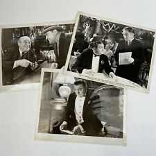 Vintage Photos Movie Stills Diamond Jim Edward Arnold 1935 Eric Blore