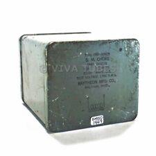 Vintage Raytheon CRP-30915 / Teil UX6391 Filter Drossel Transformer 5.35H 0.120A