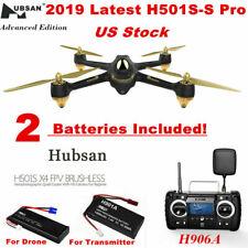 Hubsan H501S S Pro Drone 5.8G 1080P Video GPS FPV 20min Flight Quadcopter RTF US