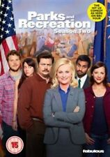 Parks and Recreation Complete Series 2 DVD All Episode Second Season UK NEW R2