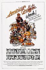 American Graffiti Movie Poster 24in x36in