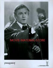 "Roddy McDowall Fright Night Part 2 Original 8x10"" Photo #K7148"