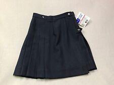 Navy Kilt Uniform Skirt Free Shipping