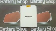 Ulefone S8 S8pro 3000mAh 5.3inch MTK6580 MTK673 Genuine Battery UK/EU Stock