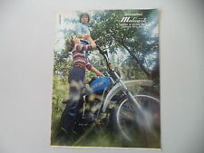 advertising Pubblicità 1976 MOTO MALAGUTI RONCO 21
