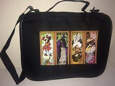 TRADING BOOK FOR DISNEY PINS HAUNTED MANSION STRECHING ROOM PORTRAITS PIN BAG