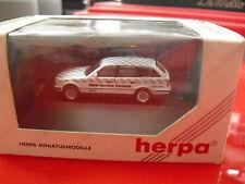 Herpa Private Collection HO 1/87 BMW 525i Touring Servizio Cortesia Car NIP