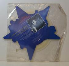 "Gary Glitter - SHOUT SHOUT SHOUT - Picture / Shape arisd 586 7 "" Single (Y2154)"