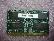 SM572168574CZ3RM00 Smart Cisco 15-5987-01 ECC SDRAM SODIMM 128MB PC100  **NEW**